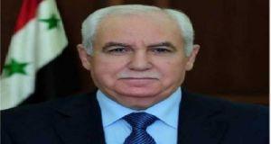 وزير سوري في القاهرة في أول زيارة منذ قطع العلاقات مع دمشق