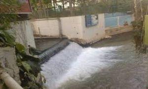 مياه دمشق تنفي انفجار خط للمياه في عين الفيجة