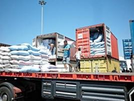 اقتصاد درعا تمنح 54 إجازة إستيراد بقيمة مليار و 352 الف ليرة خلال الربع الأول