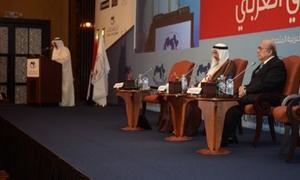المؤتمر المصرفي العربي 2012 ينطلق تحت عنوان تحديات الامن الاقتصادي العربي