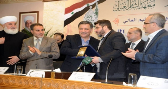 افتتاح مختبر خاص بالتدريب الإعلامي بمعهد الشام العالي