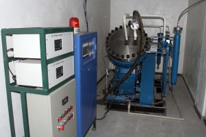 افتتاح محطة لتوليد الأوكسجين في مشفى المواساة بدمشق