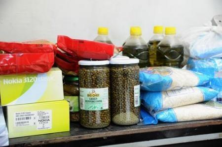 مديرية التجارة الداخلية بريف دمشق تنظم 800 مخالفة تموينية الشهر الماضي