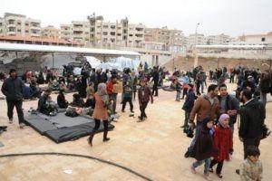 مليون و600 شخص يعيشون في مراكز إيواء ريف دمشق