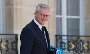 وزير مالية فرنسا: اقتصادنا سينكمش بنسبة 11% هذا العام