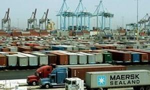 إرتفاع حجم واردات فلسطين مقابل إنخفاض صادراتها