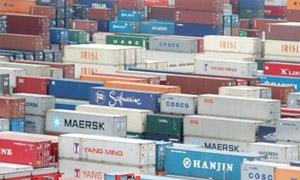أمريكا تتصدر مستوردي المنتجات الصينية بـ165.32 مليار دولار