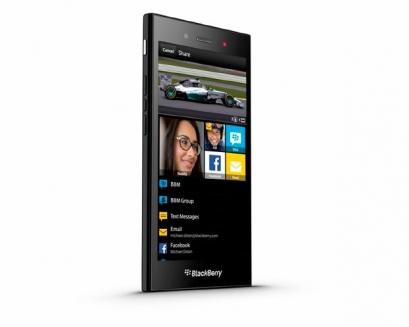 إطلاق هاتف بلاكبيري Z3 الذكي في الشرق الأوسط