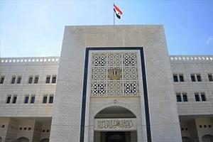 تعديل حكومي في سورية بداية العام الجديد