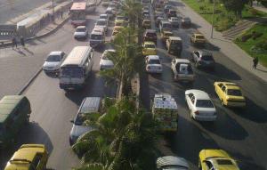 إطلاق مبادرة على الحلوة والمرة .. سرافيس و سيارات خاصة وعامة مجانية في العاصمة دمشق