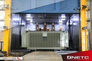 الشركة الوطنية للمحولات ( NETC ) تشارك في المعرض الدولي للبناء - بيلدكس