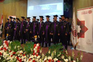 للعام الثاني على التوالي.. بنك الشام يرعى حفل تخرج كلية الشريعة بجامعة دمشق ويكرم الخريجين الأوائل