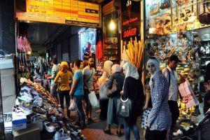 تقرير حكومي: تضاعف عدد البائعين المخالفين في الأسواق السورية