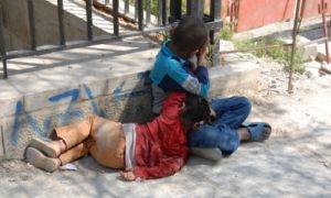 محاكم دمشق تستقبل يومياً 100 حالة تسول..و40 ألف حالة سجلتها مختلف المحافظات