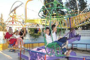 محافظة دمشق تحدد مواقع ألعاب الأطفال خلال عيد الفطر
