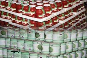 نصف مليار ليرة قيمة العقود التي وقعتها كونسروة دمشق خلال ستة أشهر
