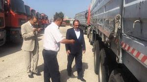 شاحنات الشركة السورية الأردنية قريباً إلى الخدمة
