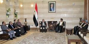 تفعيل التعاون الاقتصادي والاستثماري بين سورية وسلطنة عمان