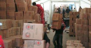خلال 21 شهراً..13 منظمة دولية استوردت مساعدات إنسانية لسورية بمبلغ 973 مليون دولار