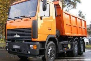 توقيع عقد لتوريد 157 شاحنة قلاب من بيلاروس إلى سورية
