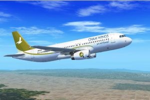 أجنحة الشام للطيران تطلق أولى رحلاتها إلى البصرة في العراق