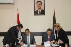 لربط التعليم بسوق العمل..توقيع مذكرة تفاهم بين وزارة التربية وغرفة صناعة حلب