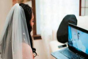 الزواج عبر