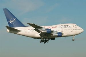 السورية للطيران ترفع عدد رحلاتها الأسبوعية إلى الشارقة وأبو ظبي