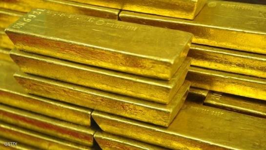 الذهب يتجه لتسجيل أول خسارة شهرية في 2014