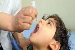 اليوم..بدء حملة جديدة ضد شلل الأطفال