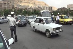 عام 2015..يسجل 9 آلاف حادث سير وأكثر من 600 ألف مخالفة في سورية