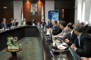 سورية وإيران تناقشان تفعيل التعاون المشترك في الاستثمار وإعادة الإعمار