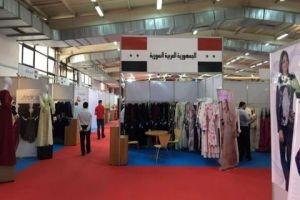 افتتاح معرض الجزائر الدولي 49 بمشاركة 34 شركة سورية