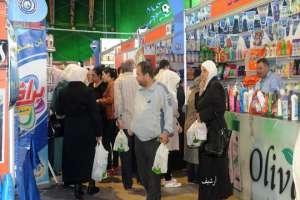 انطلاق فعاليات مهرجان التسوق الشهري بدمشق غداً