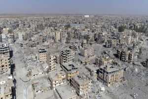 موسكو: عمليات لإعادة بناء البنية التحتية في 5 محافظات سورية