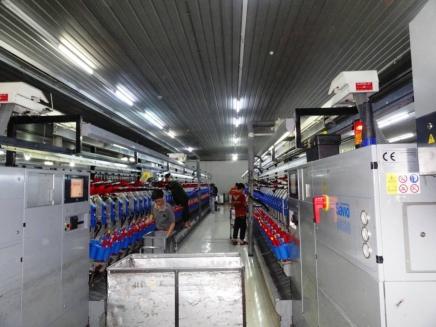 مصنع جديد لإنتاج الألبسة الرجالية في دمشق بقيمة 500 مليون و85 فرصة عمل