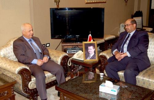وزير الاقتصاد: تفعيل الاتفاقيات الموقعة بين سورية وجنوب إفريقيا