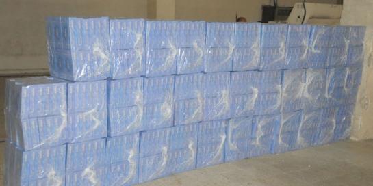 شركة كنار تعلن على توريد 110 أطنان من المواد الأولية بقيمة 60 مليون ليرة