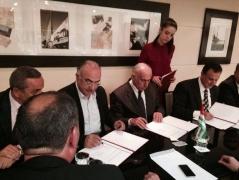 سيرياموتكس 2 في منتصف شهر آب المقبل بمشاركة 260 عارض..وتوقيع اتفاقية تعاون مع غرفة تجارة وصناعة أبخازيا
