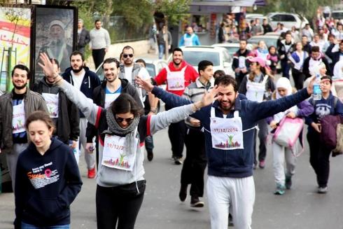 بهدف تقديم الدعم للأطفال المصابين بالسرطان ..شركة MTN سورية ترعى رسمياً ماراثون
