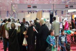 أكثر من مليون زائر لمعرض صنع في سورية ببغداد..وتسويق 800 طن بضائع