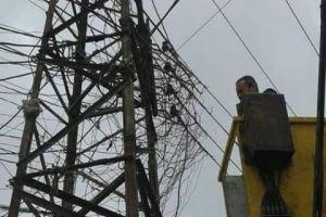 كهرباء ريف دمشق تضبط مصانع تسرق كهرباء قيمتها 100 مليون ليرة