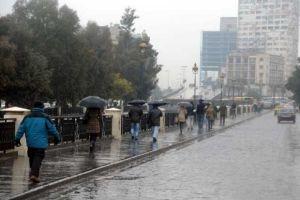 أمطار غزيرة مصحوبة بالبرق...تعرفوا على حالة الطقس ليوم غد