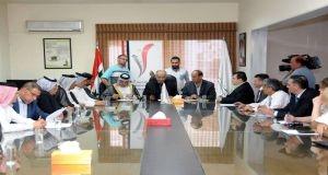 اتحاد المصدرين يوقع مذكرة تفاهم مع اتحاد فلاحي العراق  لتشجيع دخول المنتجات الزراعية للعراق