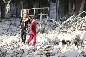 30 مليون طن حجم الأنقاض في سورية..و70% منها يمكن استثماره