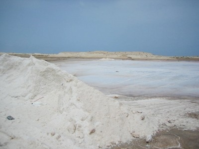 مؤسسة الجيولوجيا تمنح 152 رخصة خاصة لإنتاج الملح في سورية