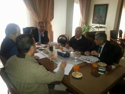 إجتماع للجهات المعنية بصناعة المعارض في سورية..والاتفاق على خطة المعارض الخارجية