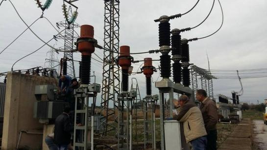 السورية للشبكات تستعد لتنفيذ 75 مشروعاً بقيمة تبلغ نحو 5 مليارات ليرة خلال 2016