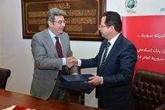 الحلبي: مقر بنك البركة سورية الدائم سيكون رائد العمارة الخضراء المستدامة في سورية