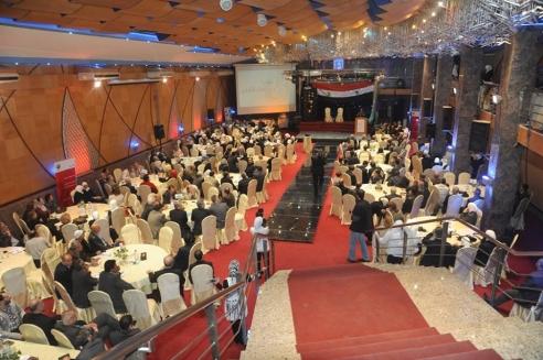 بالصور: بنك البركة سورية يرعى احتفالية مبادرة